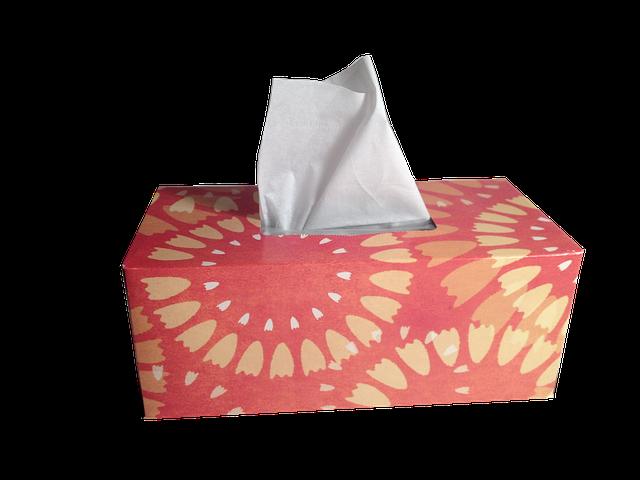 鼻の下痛い