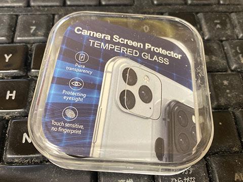iPhone11 Promax レンズフィルム