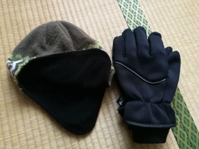 北海道冬服装
