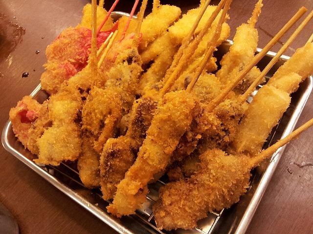 大阪の串カツと名店ランキング